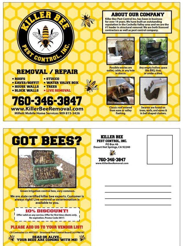 Killer Bee Pest Control, Inc image 3