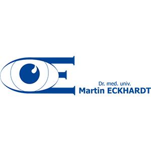 Dr. med. univ. Martin Eckhardt Logo