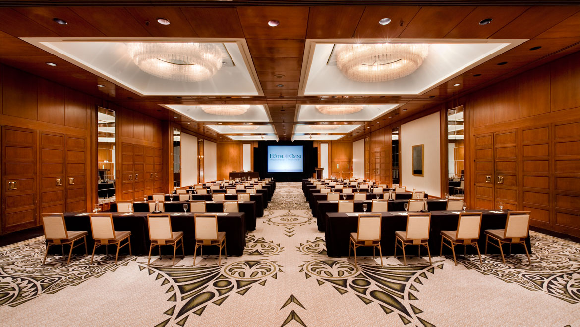 Hotel Omni Mont-Royal à Montreal: Conduct business in comfort and style in one of our state-of-the-art meeting rooms.