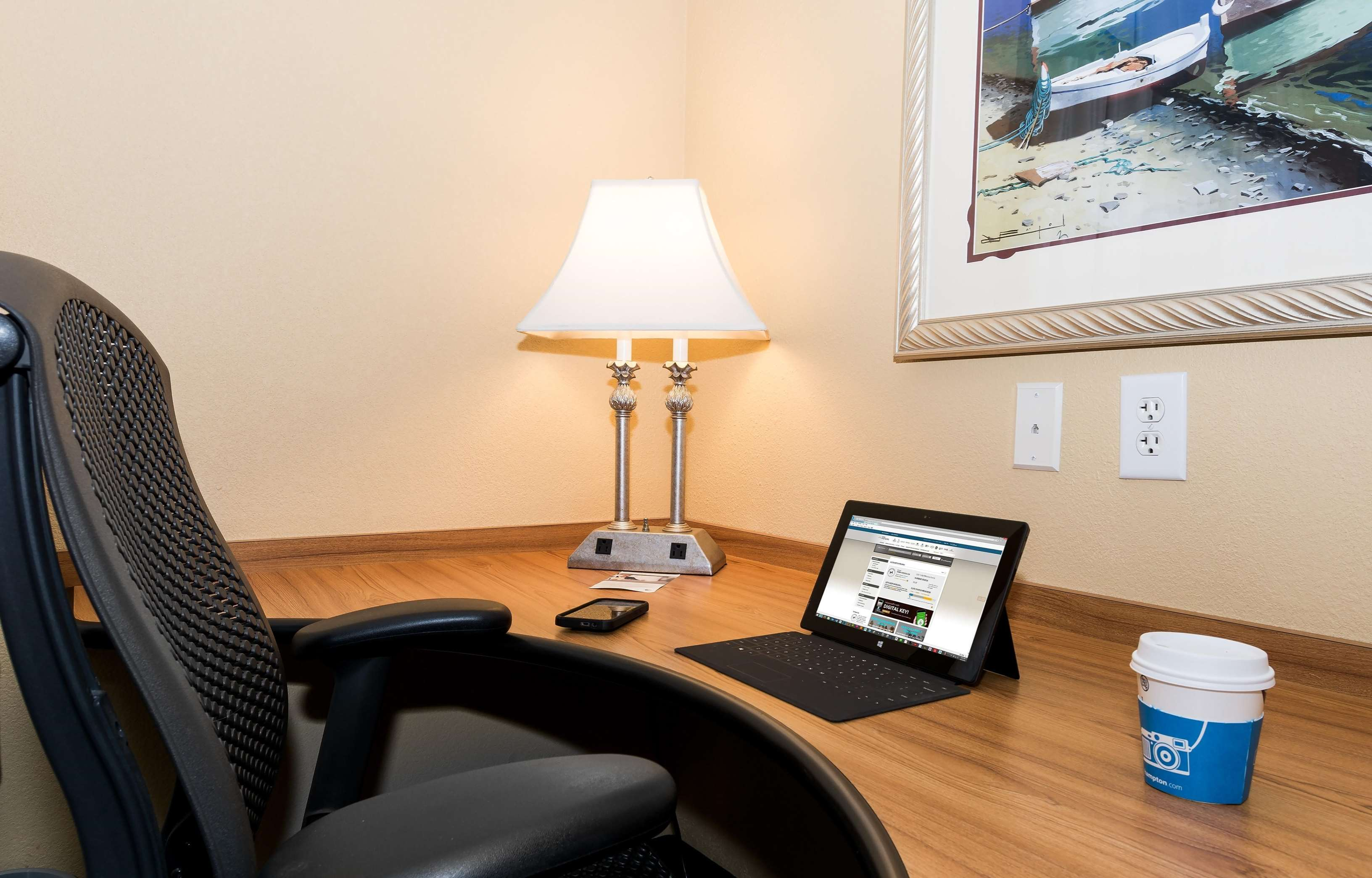 Hampton Inn & Suites Jacksonville South-St. Johns Town Center Area image 25