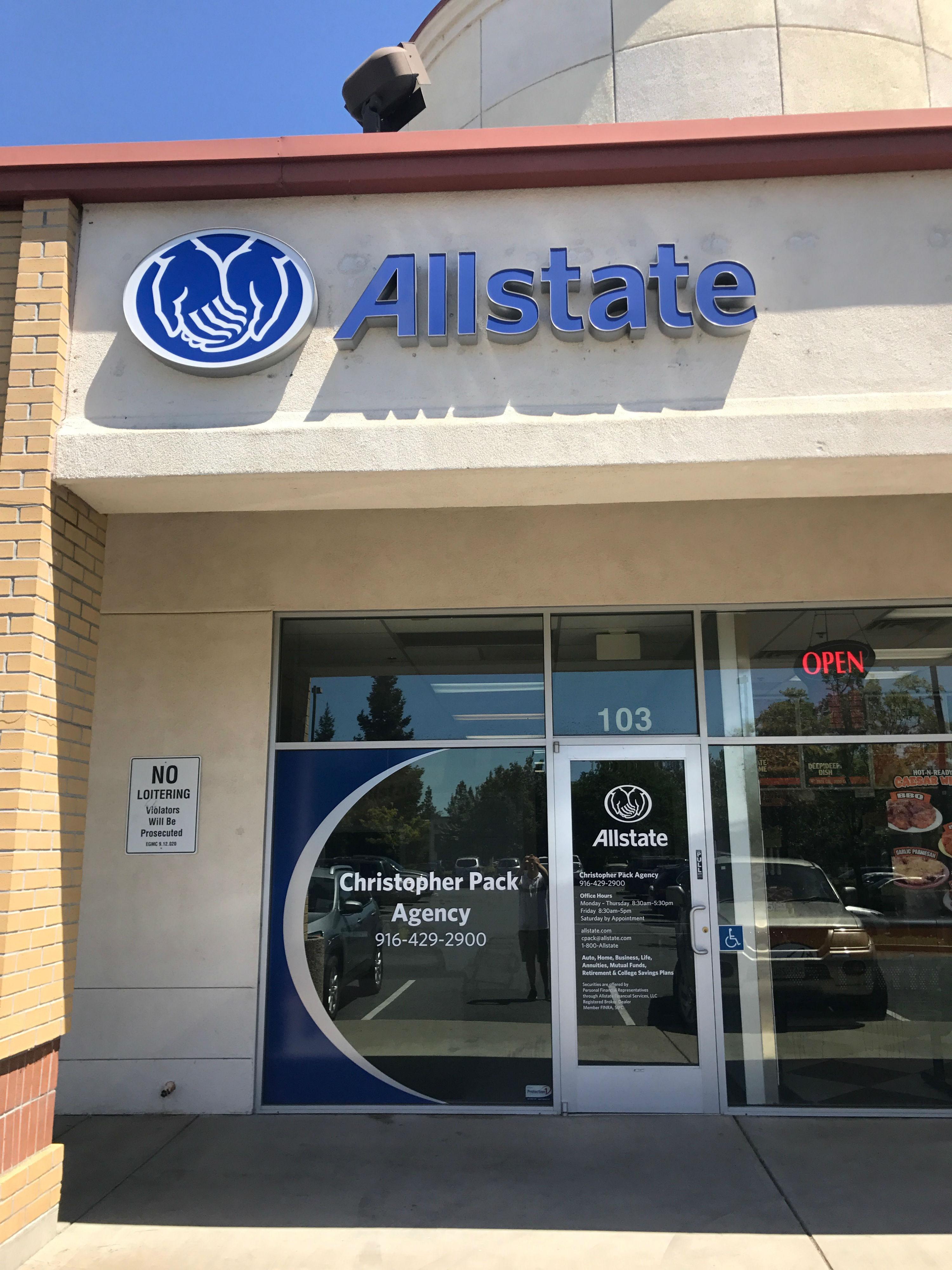 Christopher Pack: Allstate Insurance image 2