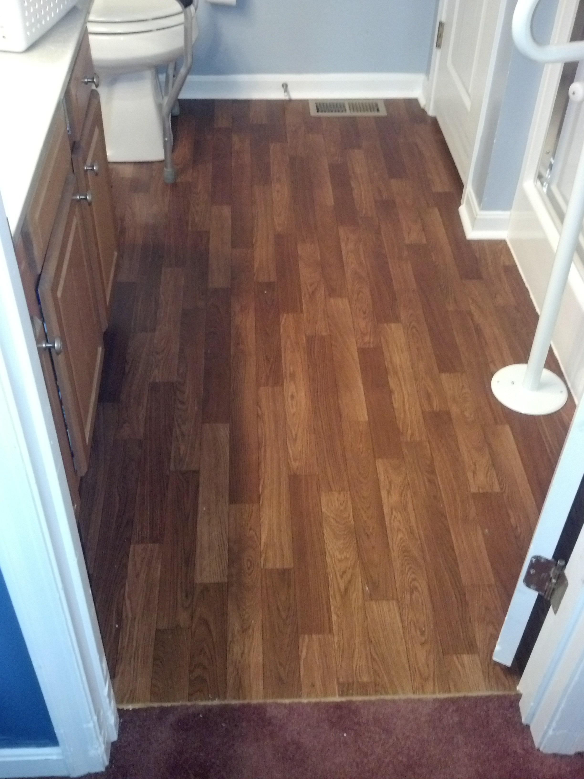 Oak Laminate Flooring Homebase Designs Richmond