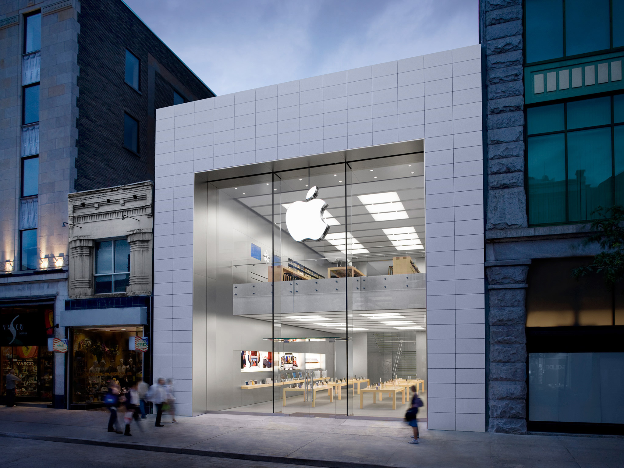 Apple Sainte-Catherine