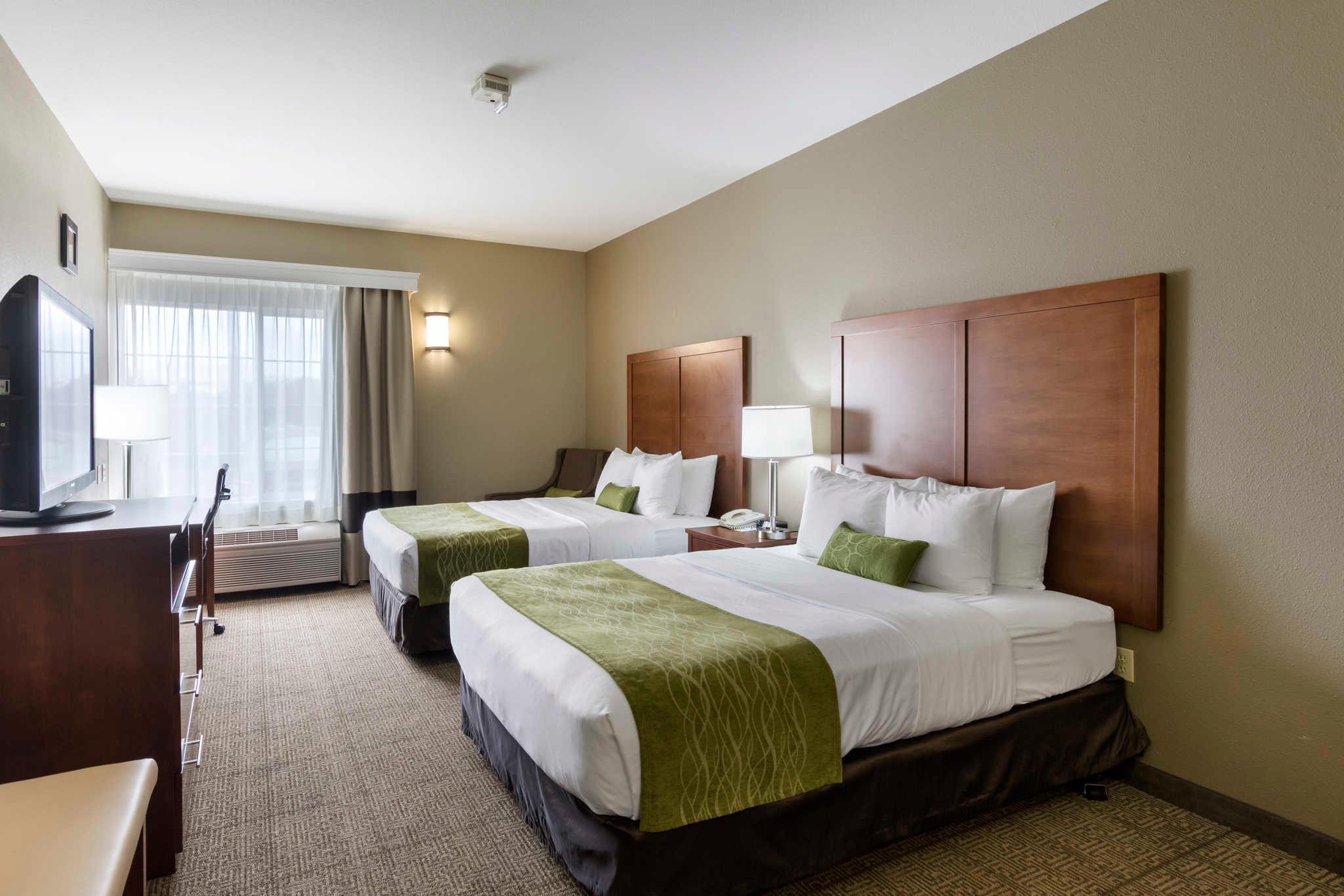 Comfort Inn & Suites Sacramento - University Area image 15