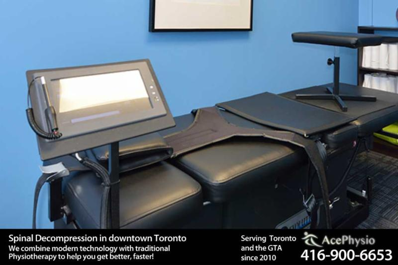 Ace Physiotherapy - Downtown Toronto in Toronto