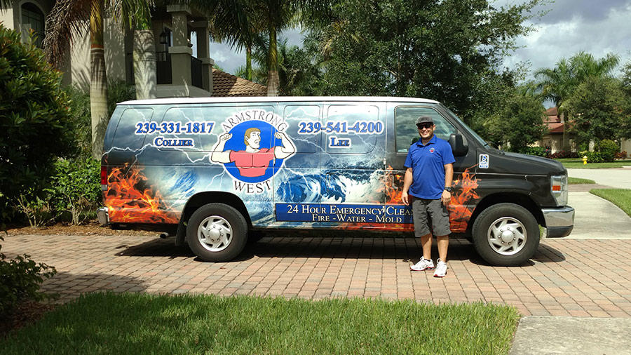 Armstrong Water Mold Cleanup & Restorations image 0