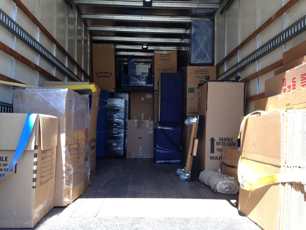 Precision Moving & Storage Corporation image 10