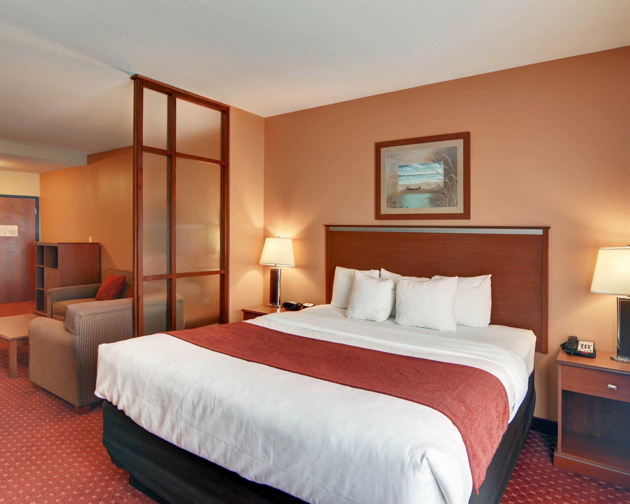 Comfort Suites Near Cedar Creek Lake image 24