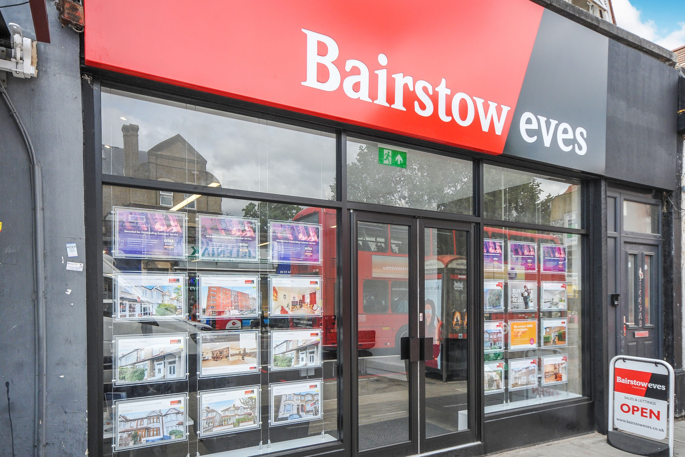 Bairstow Eves Estate and Lettings Agents Norbury