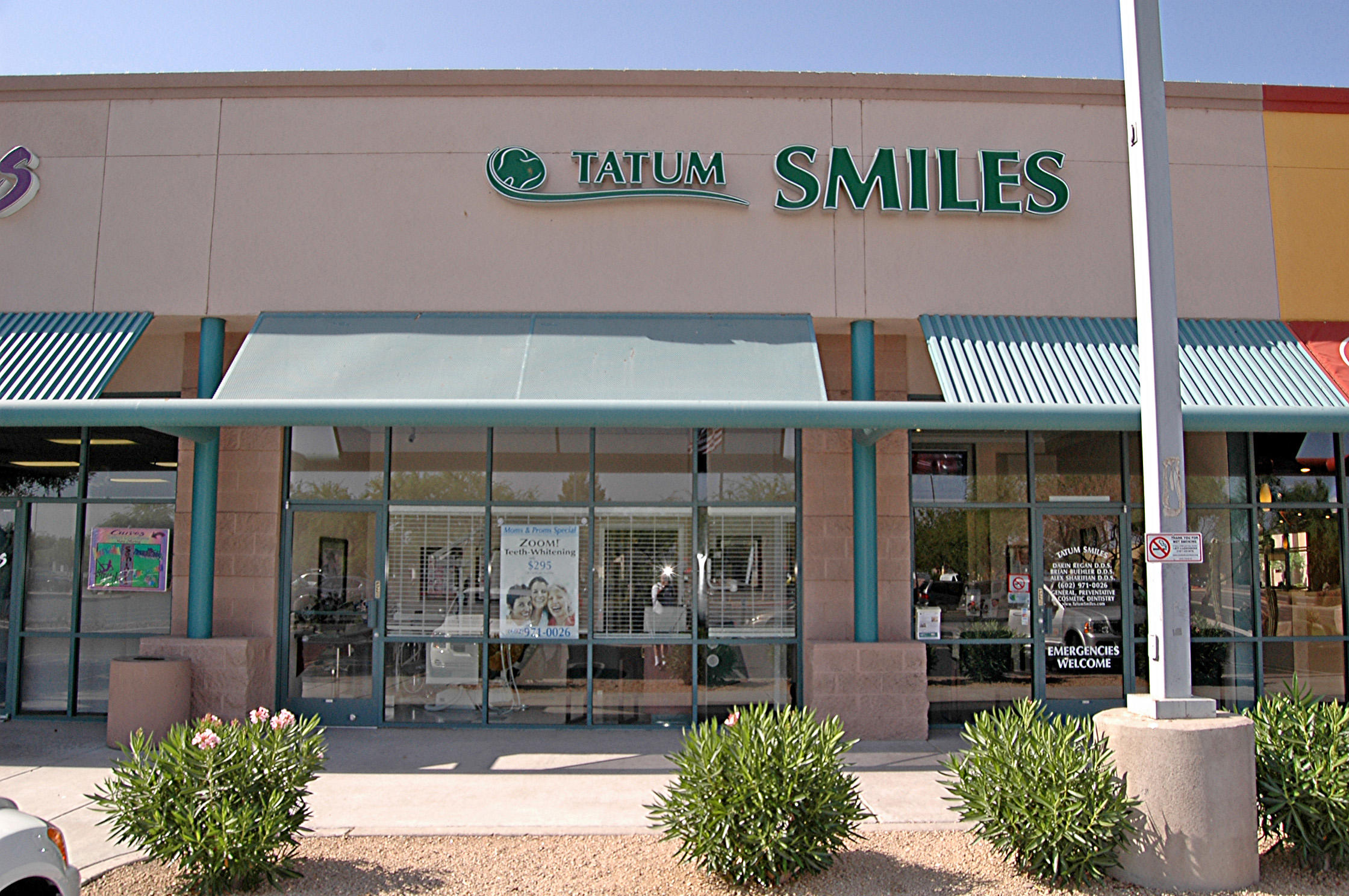 Looking for a family dentist in Phoenix, AZ? You have come to the right spot!