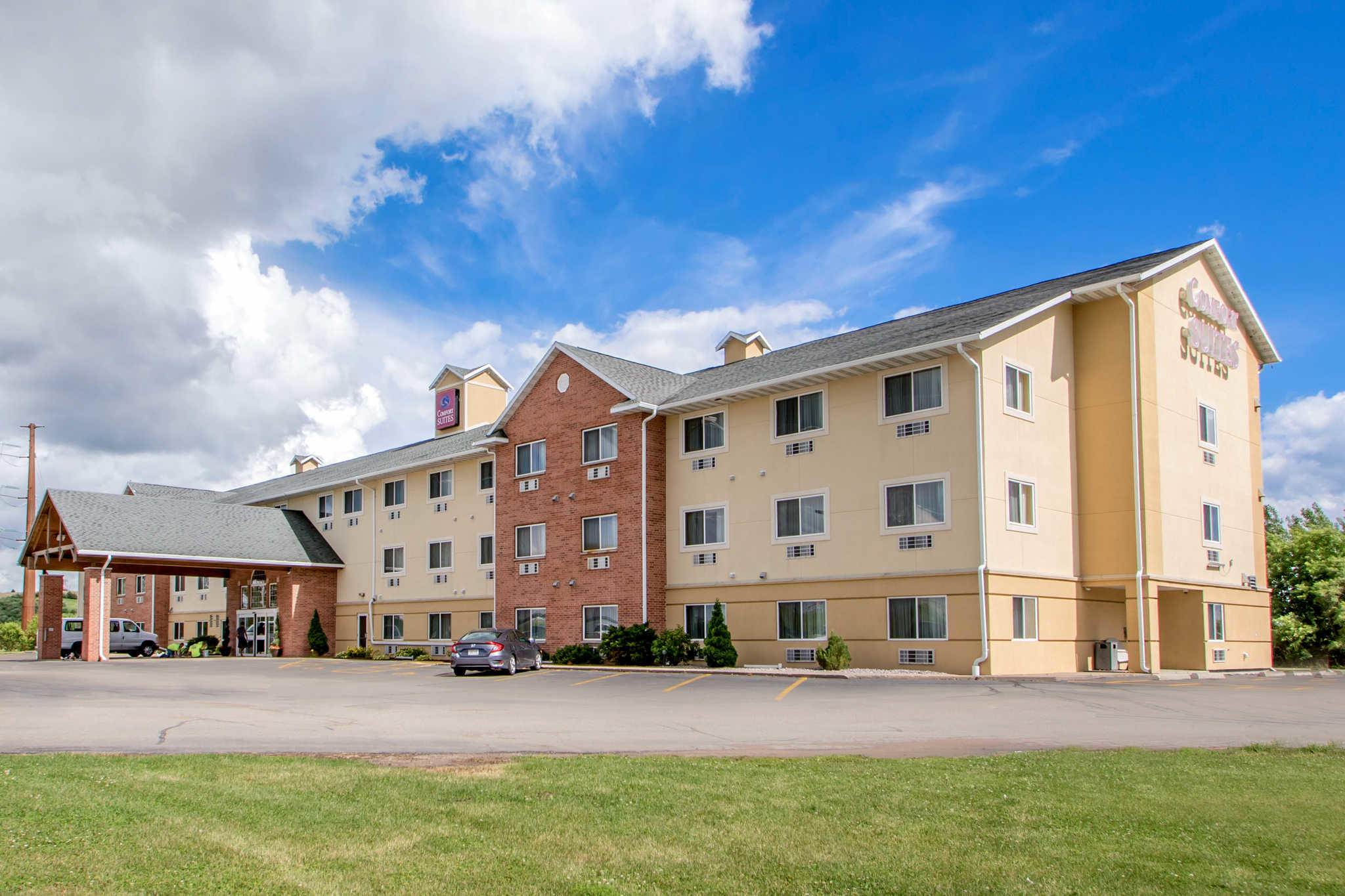 Comfort Suites Wisconsin Dells Area Portage Wi