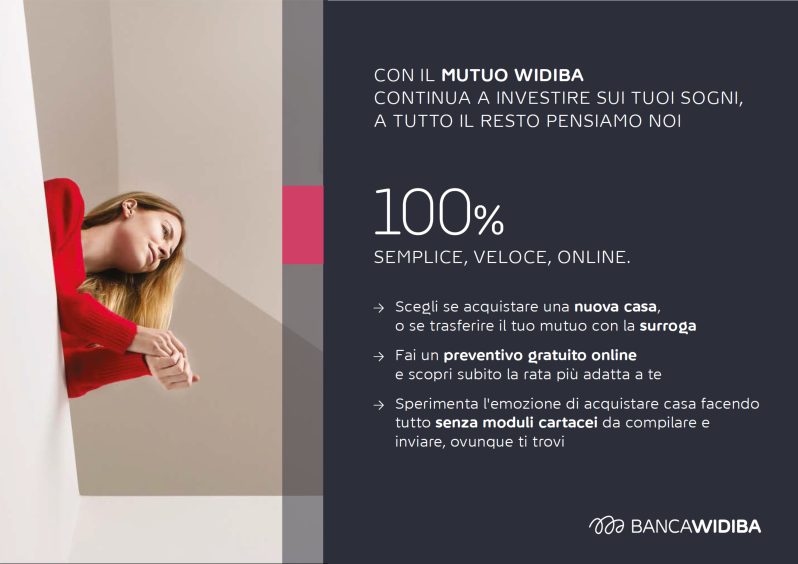 Rossi Paolo - Consulente Finanziario Banca Widiba