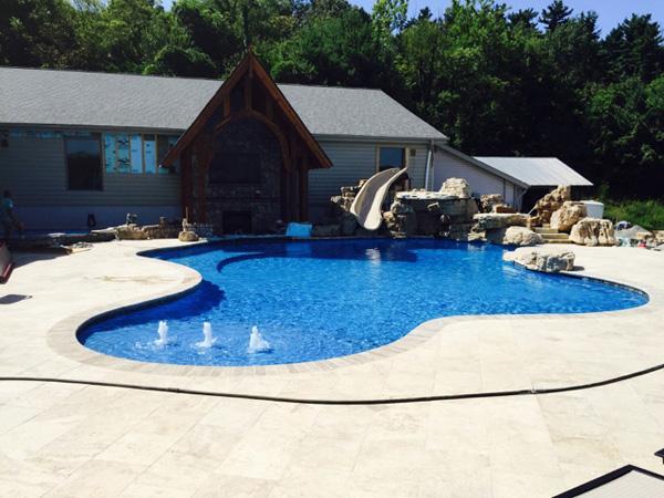 Premier Gunite Pools In Columbus Oh 43215 Citysearch