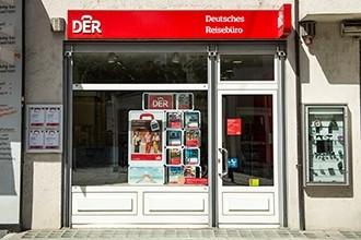 DER Deutsches Reisebüro, Gleichmannstraße 9 in München