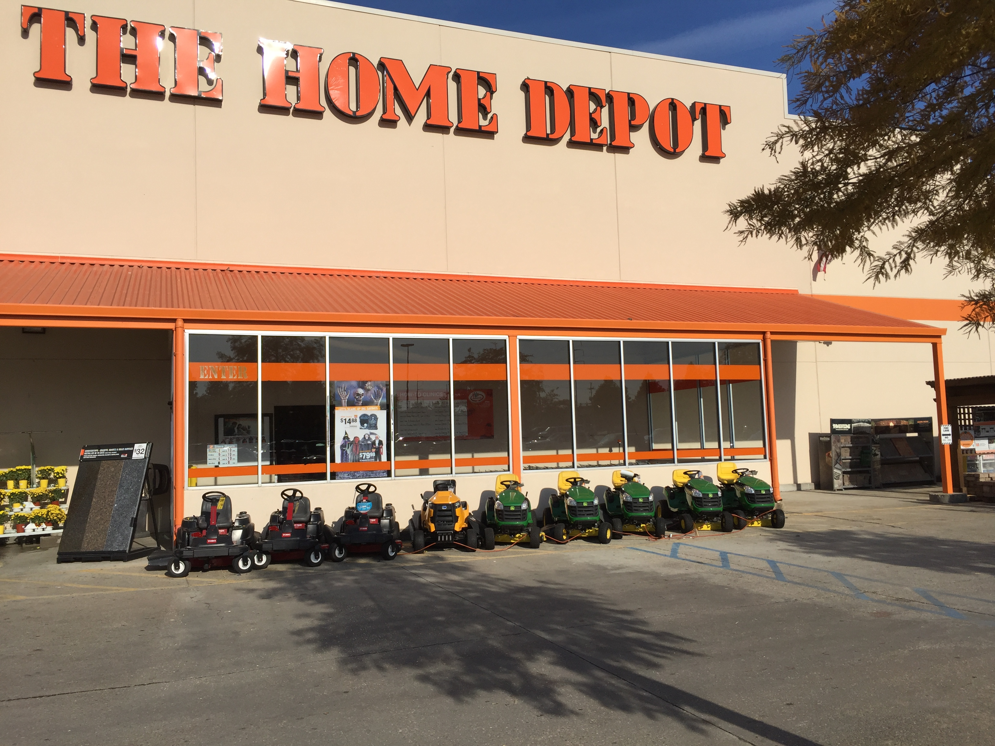 The Home Depot In Baton Rouge La Whitepages