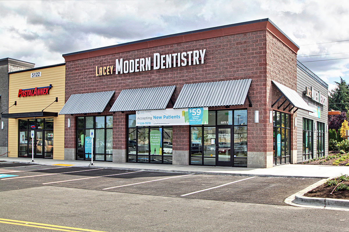 Lacey Modern Dentistry image 0