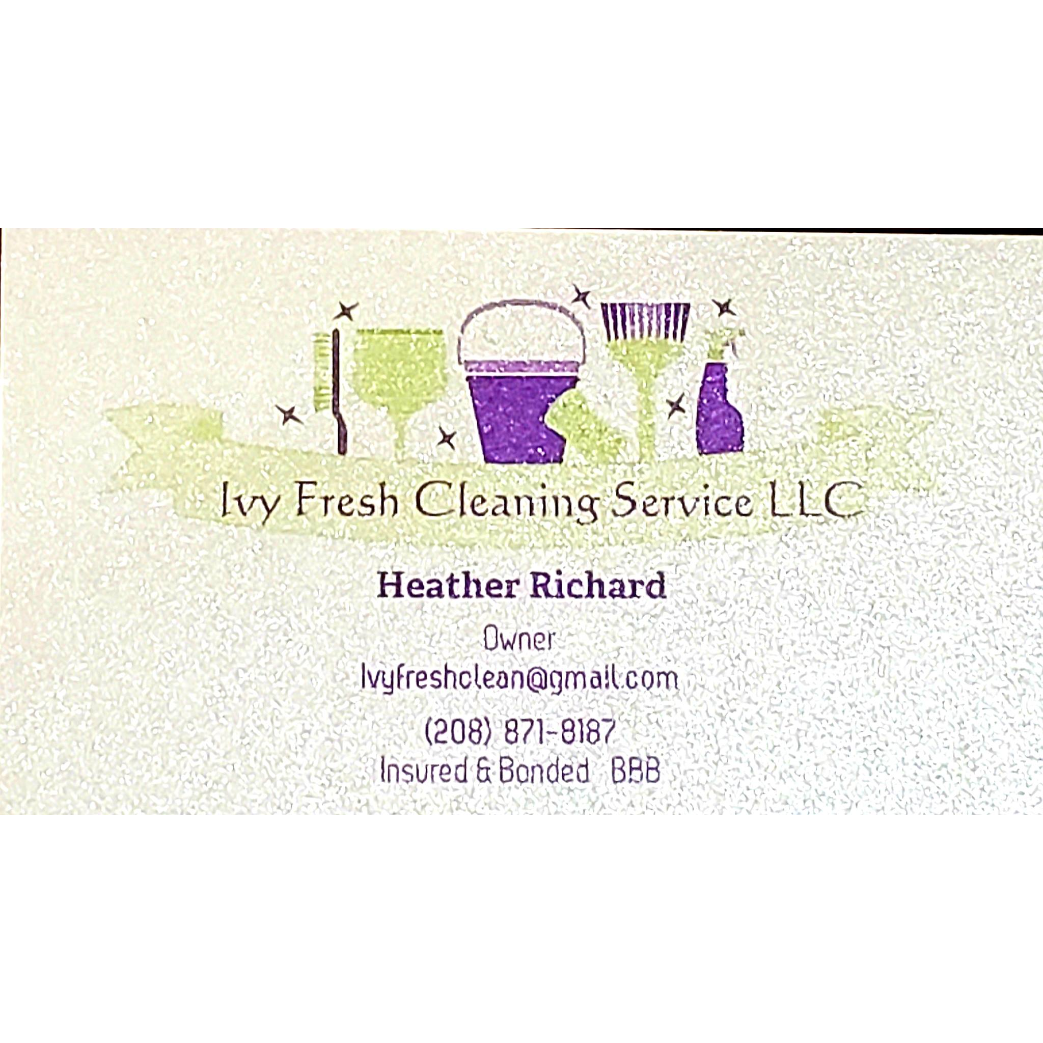 Ivy Fresh Cleaning Service