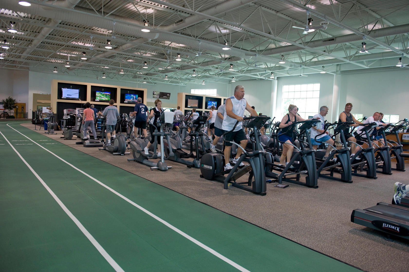 Northwestern Medicine Health and Fitness Center Crystal Lake