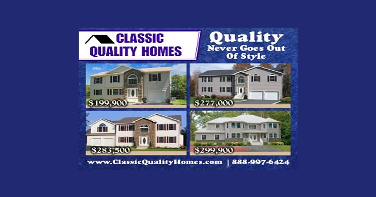 Classic quality homes in pocono summit pa whitepages for Classic quality homes