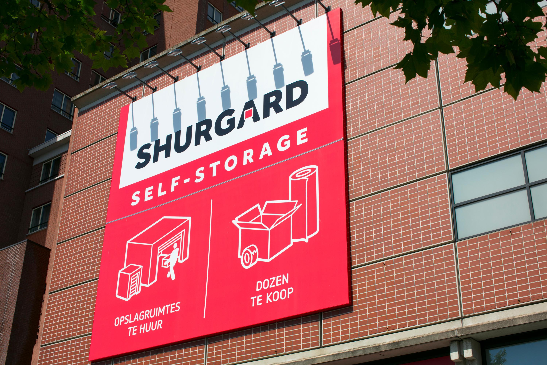 Shurgard Self Storage Den Haag Centrum