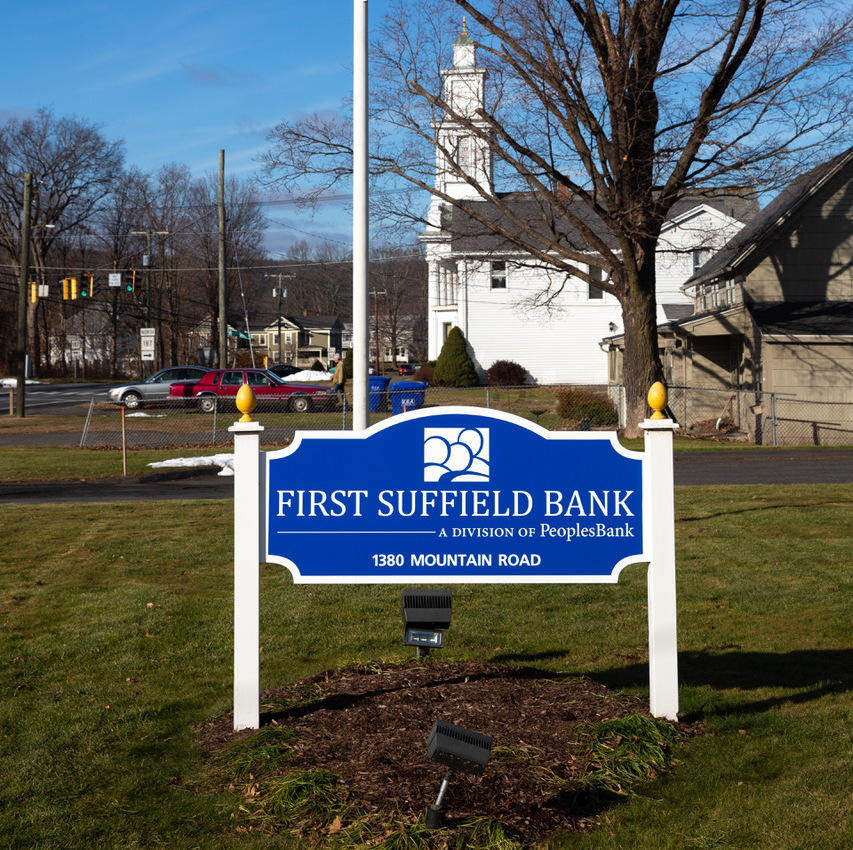 First Suffield Bank   a division of PeoplesBank image 1