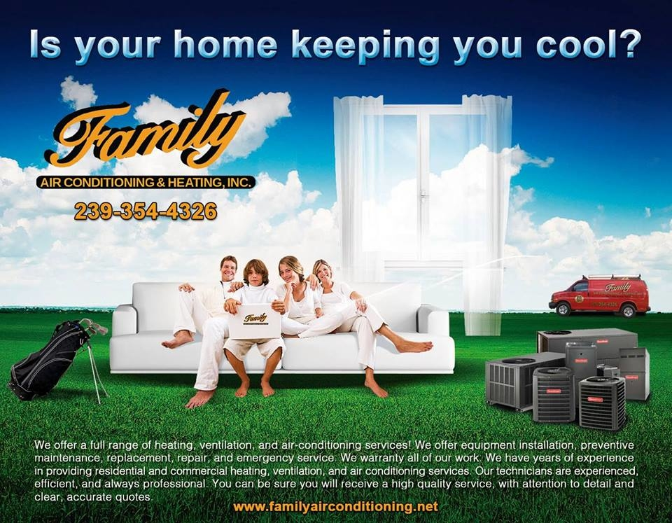Family Air Conditioning and Heating image 3