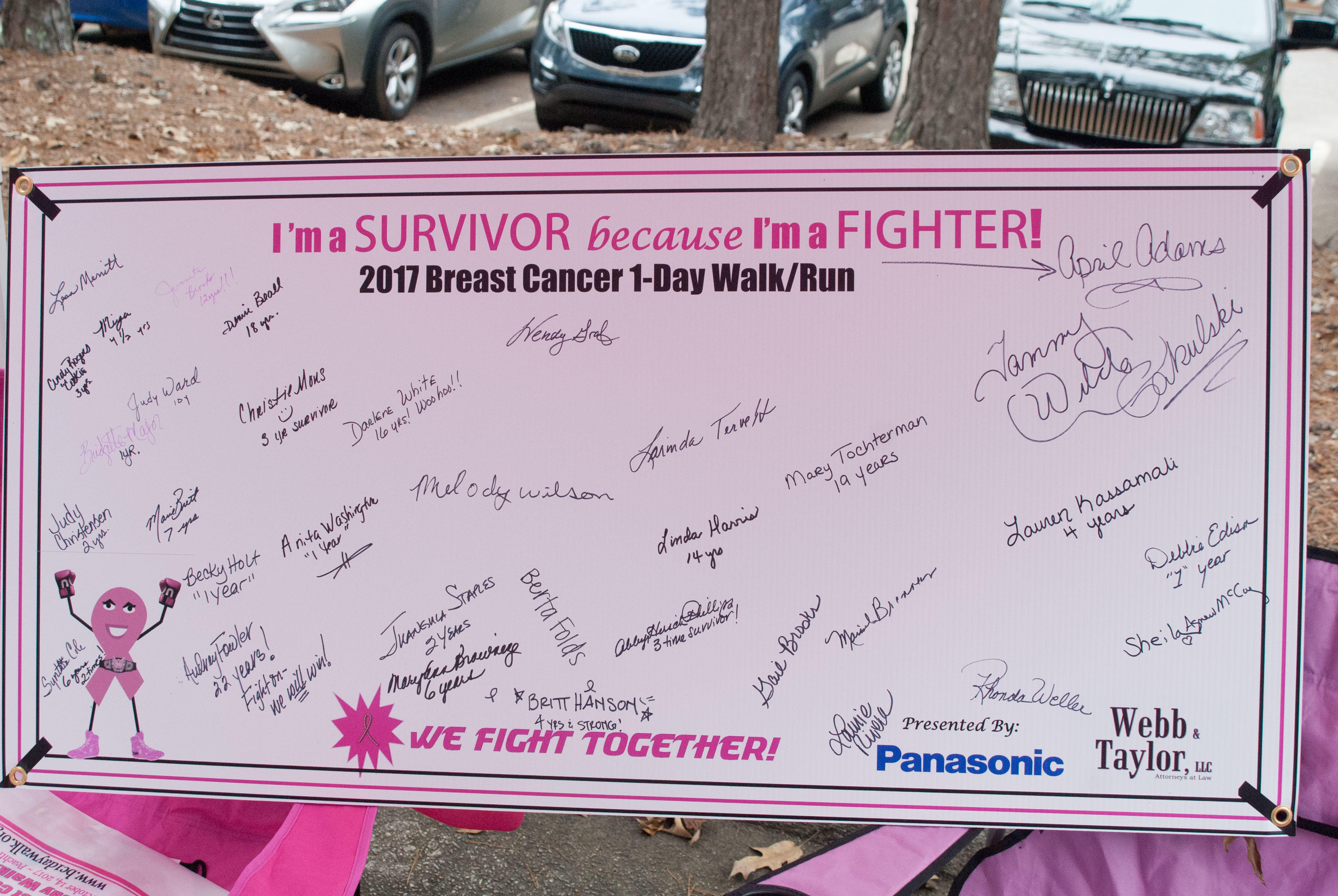 The Breast Cancer Survivors Network Inc image 0