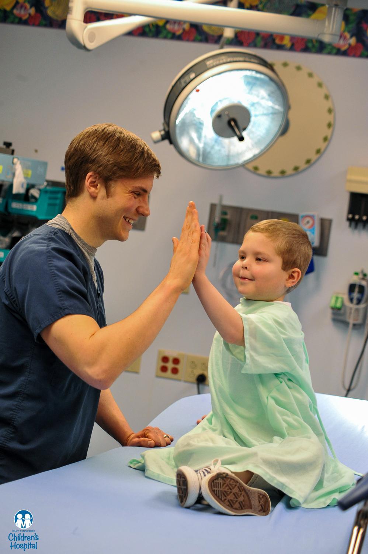 Pediatric Hematology Oncology - ad image