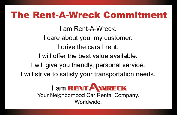 Rent A Wreck Fort Myers Car Rental Florida