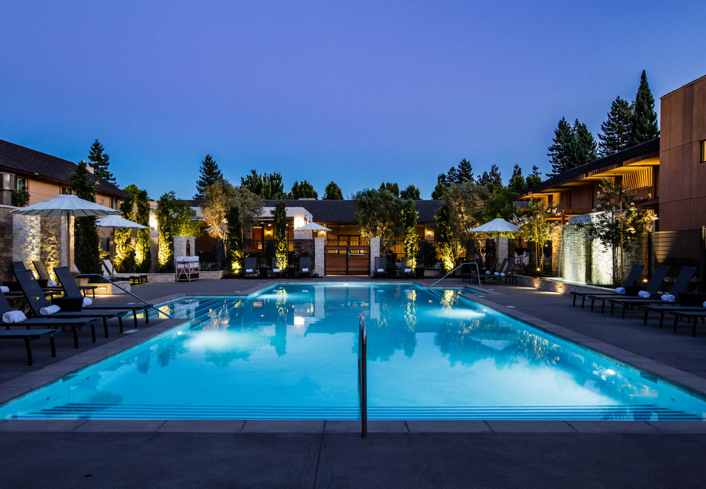 Http Www Marriott Com Hotels Travel Sfonp Napa Valley Marriott Hotel And Spa