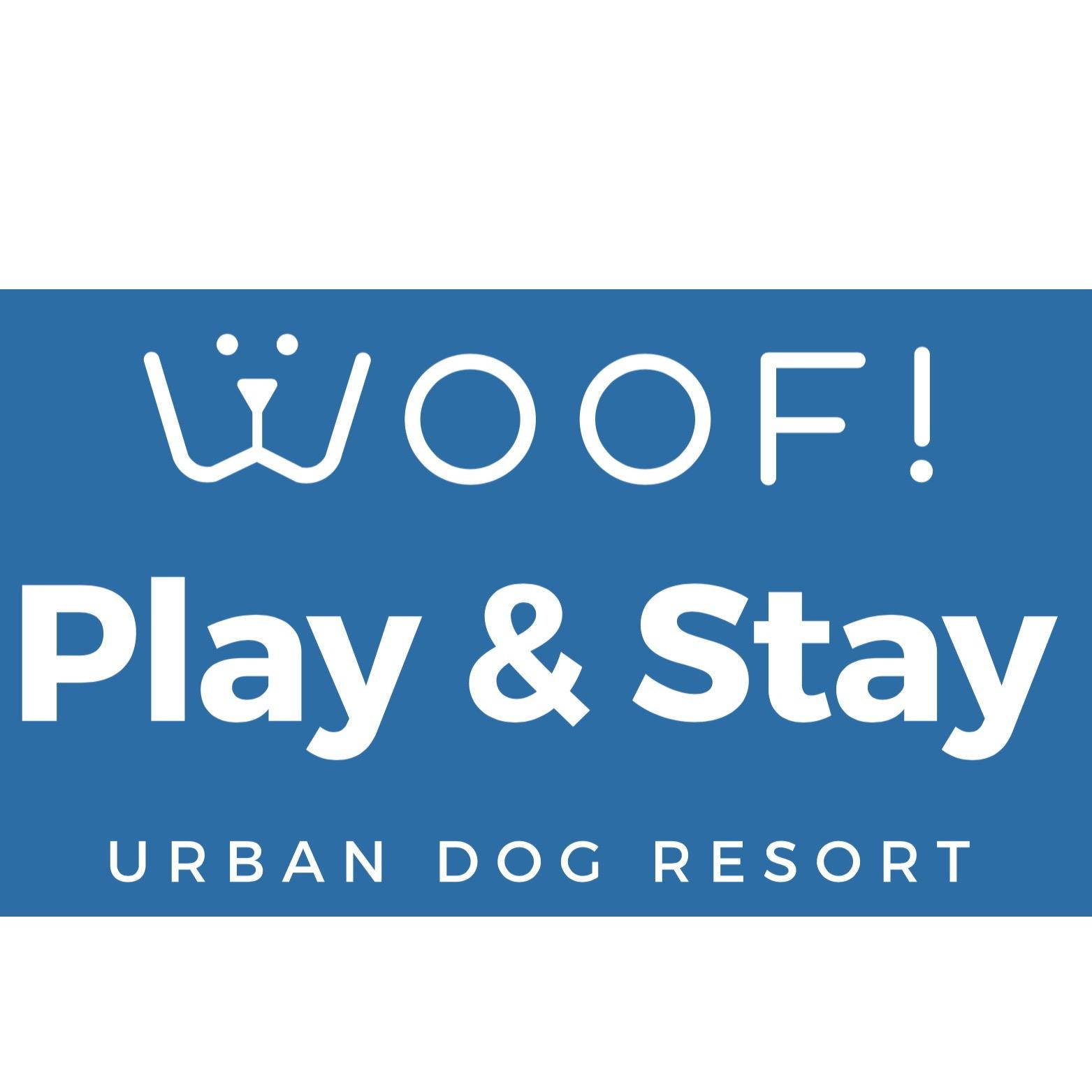Woof! Play & Stay Dog Daycare
