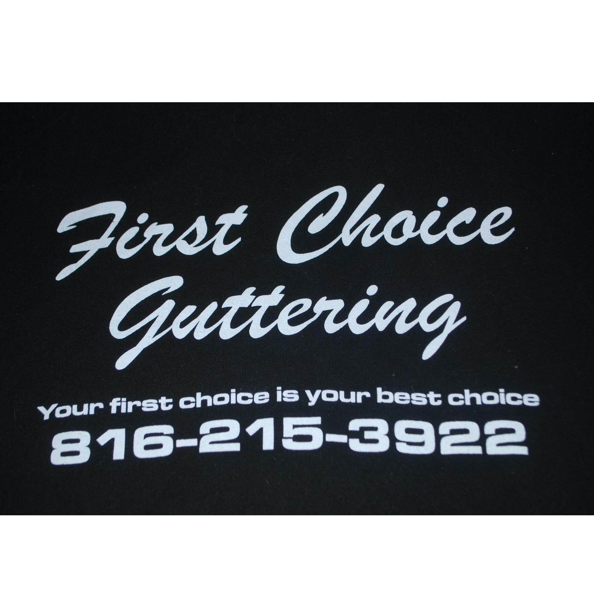First Choice Guttering