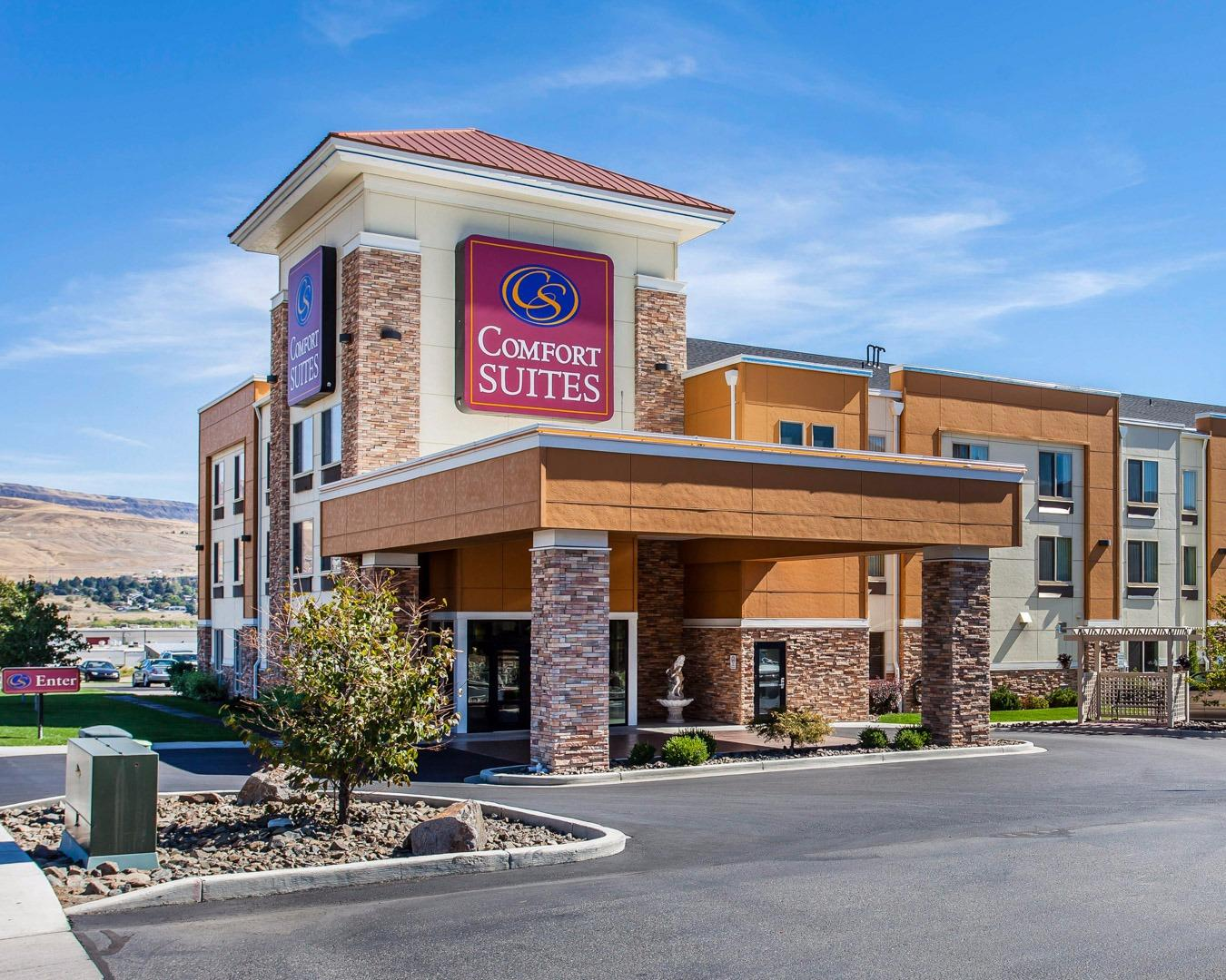 Comfort Suites In Wenatchee  Wa