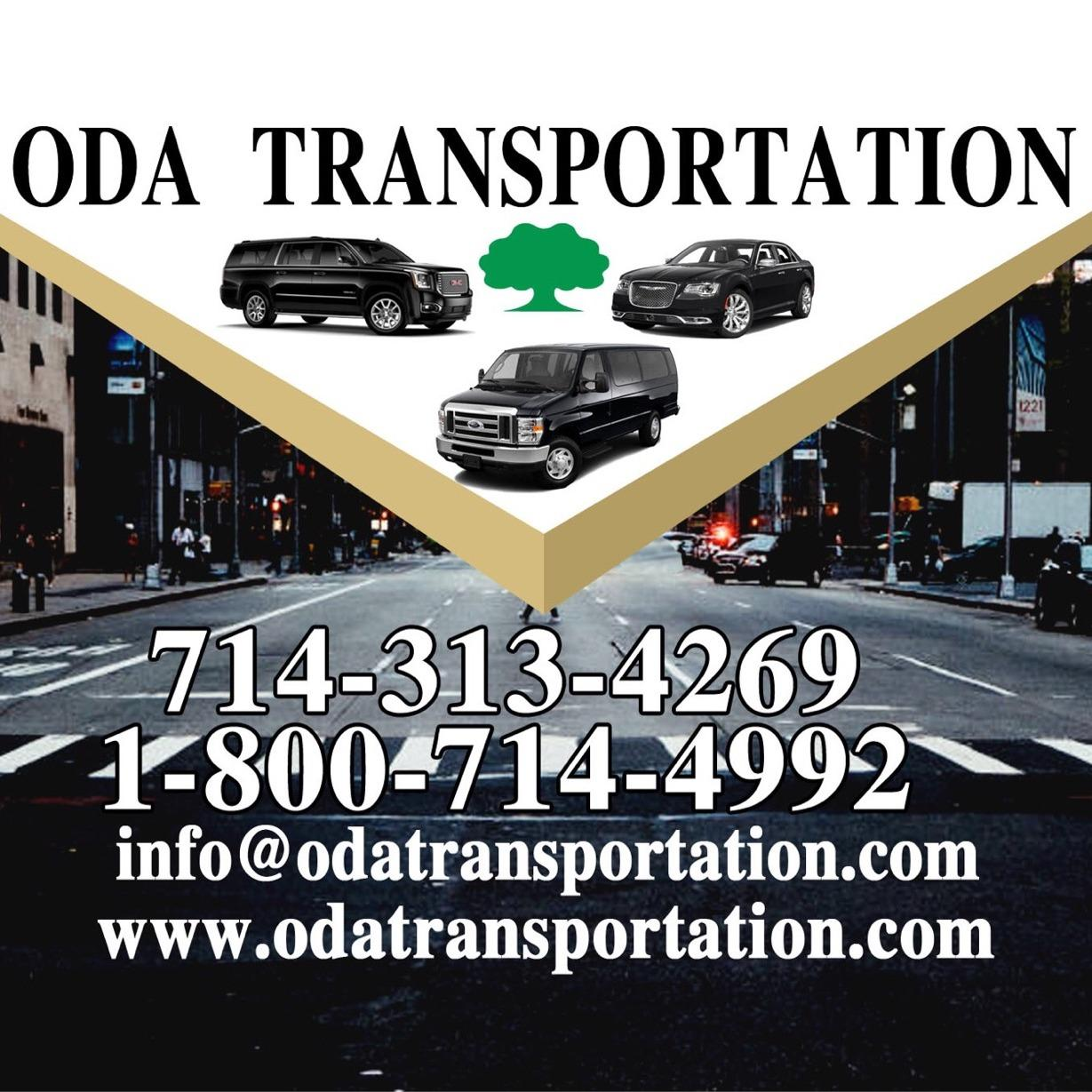 Oda Transportation Town Car Service