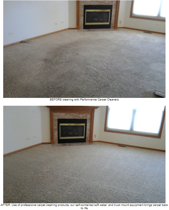 Performance Carpet Cleaners image 1