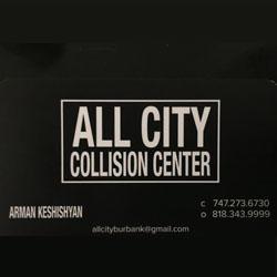 All City Collision Center