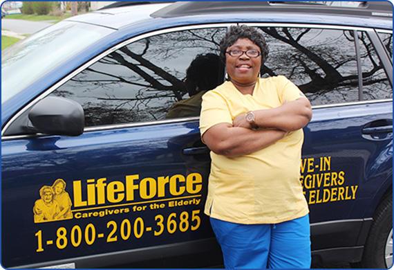 Life Force Senior Care Corporation image 0
