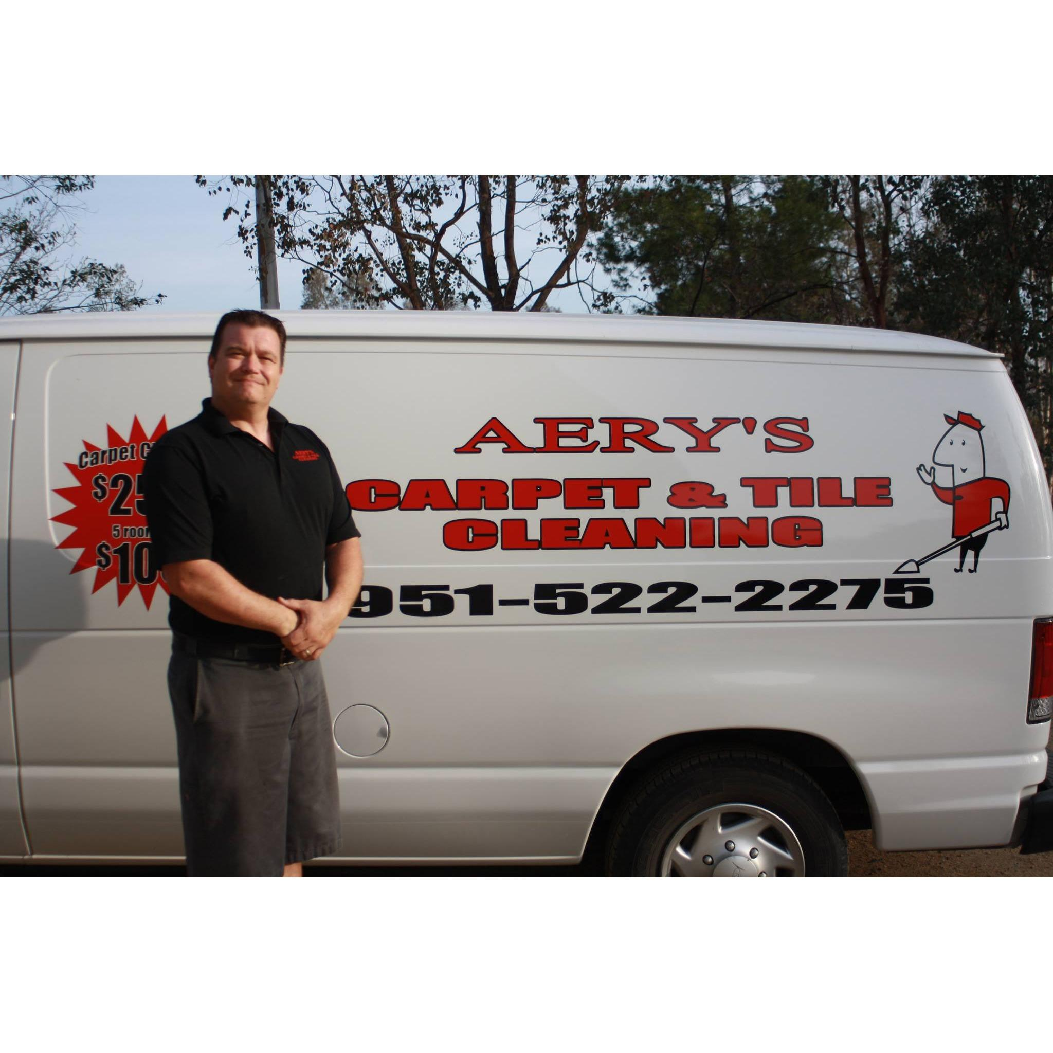 Chris Aery Carpet & Tile Cleaning