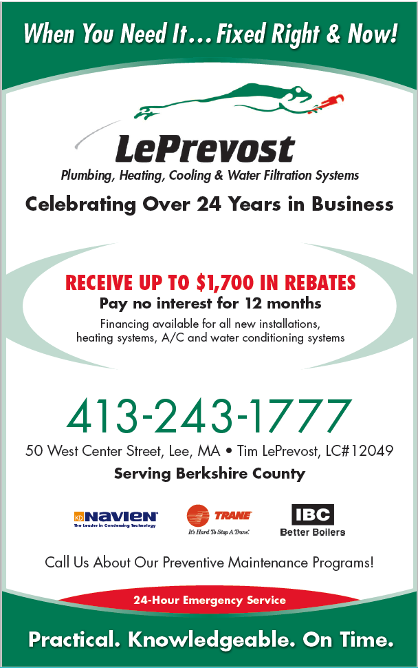 Le Prevost Plumbing Heating & Cooling image 13