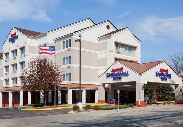 SpringHill Suites by Marriott Rochester Mayo Clinic Area/Saint Marys image 0