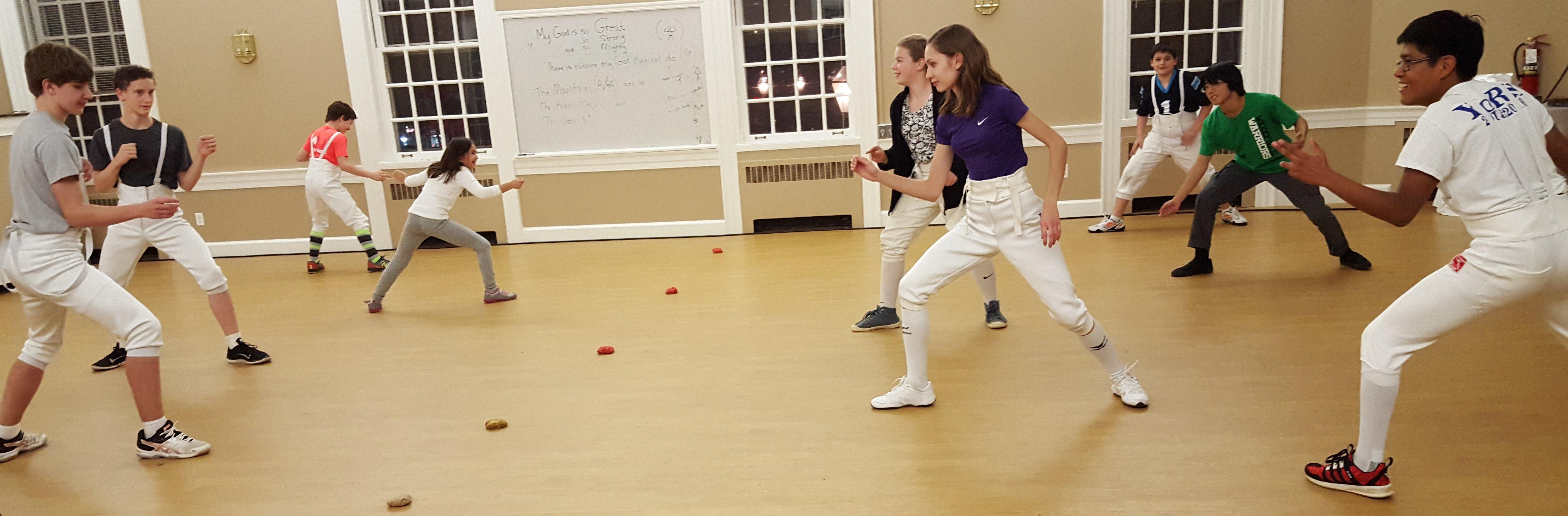 Nova Fencing Club Coupons Near Me In Falls Church 8coupons