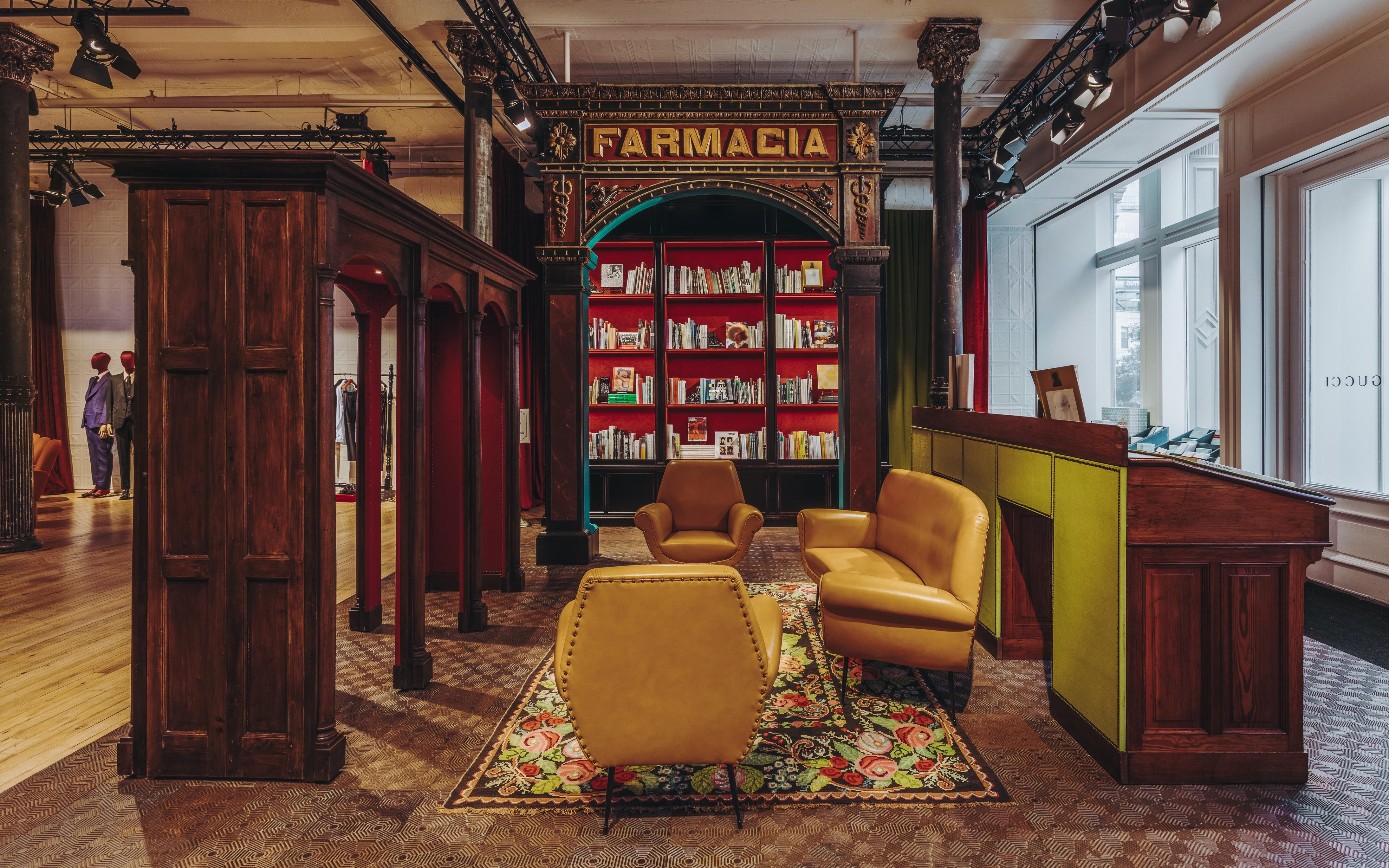 Gucci Wooster Bookstore image 2