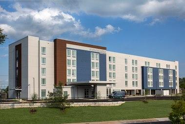 SpringHill Suites by Marriott Newark Downtown image 0