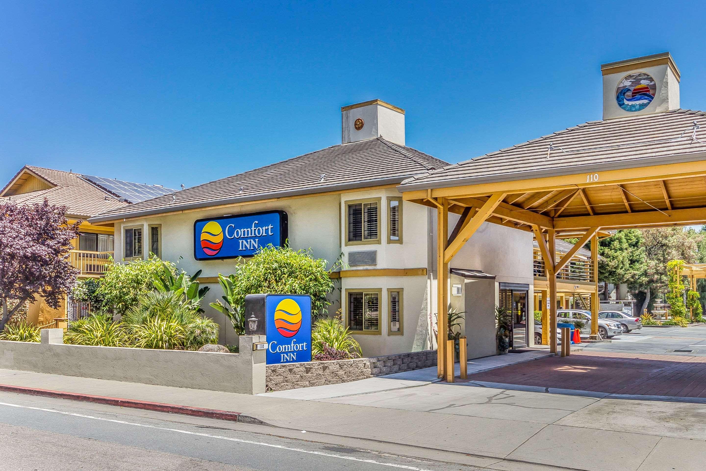 Comfort Inn in Santa Cruz, CA, photo #3