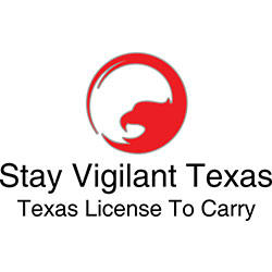 Stay Vigilant Texas image 2