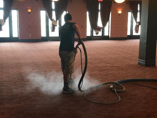 All Seasons Carpet Cleaning & Property Maintenance image 1