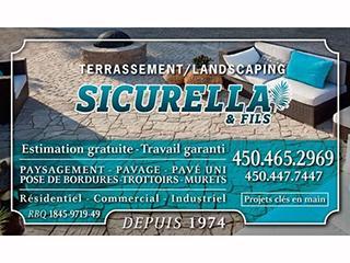 Sicurella & Fils Inc à Longueuil