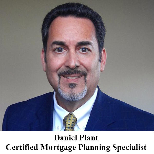 Daniel Plant, Certified Mortgage Planning Specialist