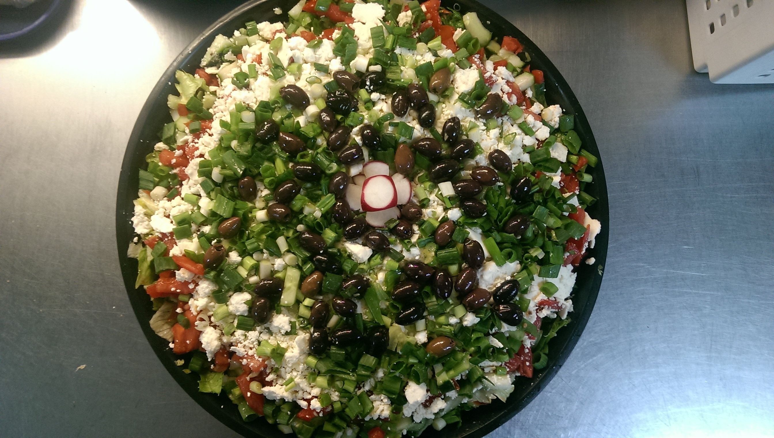 Woody's Famous Salads - Tampa, FL