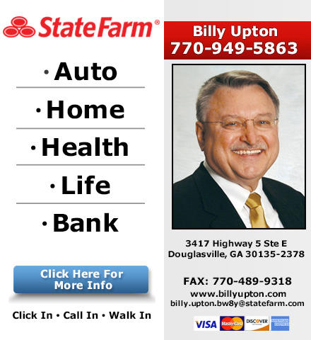Billy Upton - State Farm Insurance Agent image 0